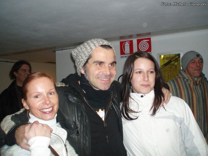 Piero Pelù - Trento - In Faccia Tour - Foto: Michela Gianaroli
