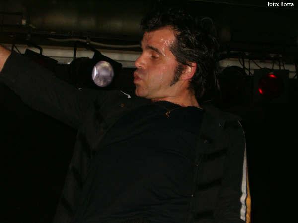 Piero Pelù - Orzinuovi - Soggetti Smarriti Tour - Foto: Botta