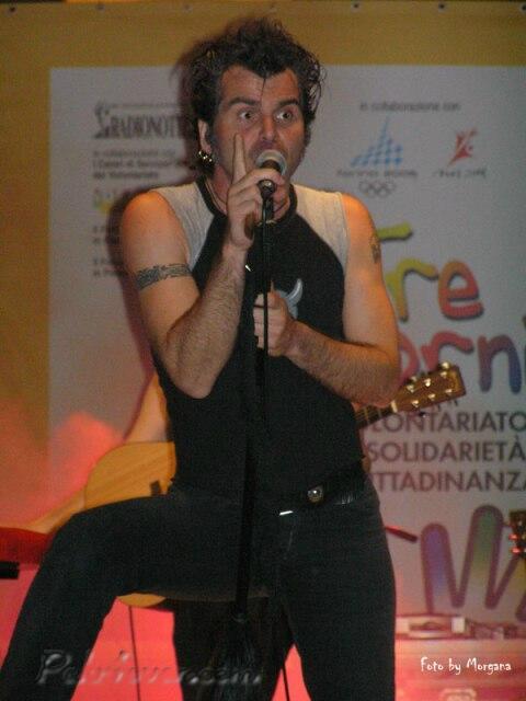 Piero Pelù - Torino - Soggetti Smarriti Tour - Foto: Morgana