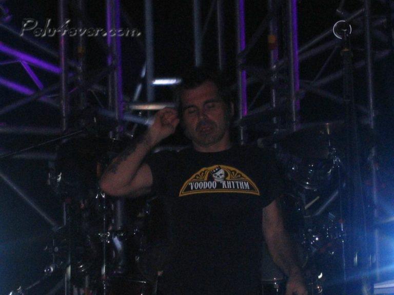 Piero Pelù - Bitonto - In Faccia Tour - Foto: Pelu Forever