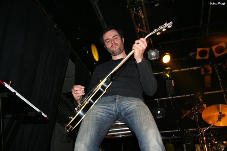 Piero Pelù - Ginevra - In Faccia Tour - Foto: Mugi