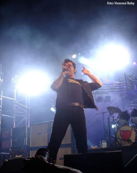Piero Pelù - Sarnano - In Faccia Tour - Foto: Varanasi Baby