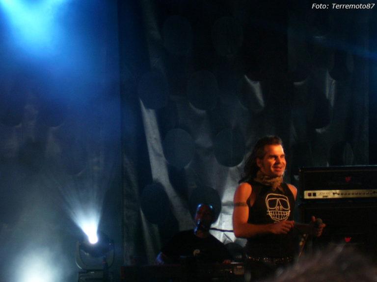 Piero Pelù - Fenomeni Live Tour - Artena - Foto: Terremoto87