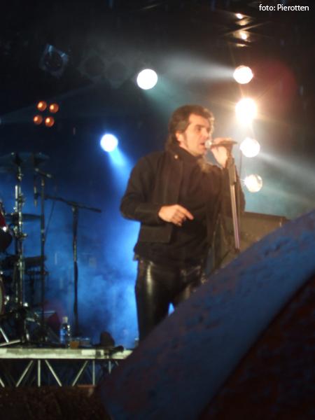Piero Pelù - Prato Nevoso - In Faccia Tour - Foto: Pierotten