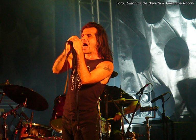 Piero Pelù - Fenomeni Live Tour - Artena - Foto: Gianluca De Bianchi - Valentina Rocchi