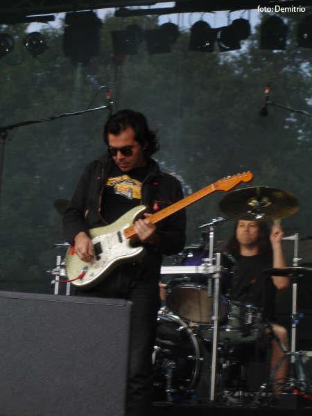 Piero Pelù - Liegi - In Faccia Tour - Foto: Demitrio