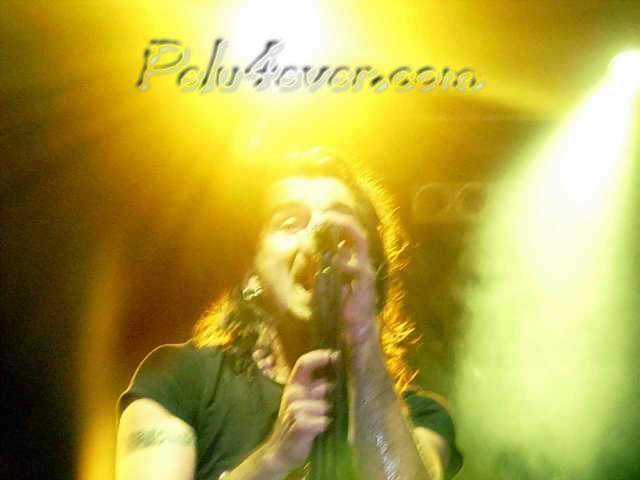 Piero Pelù - Bologna - Soggetti Smarriti Tour - Foto: Pelu Forever