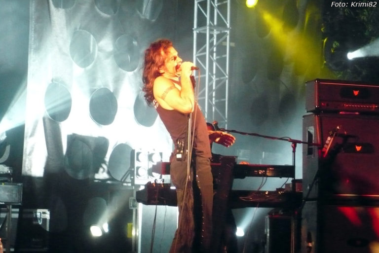 Piero Pelù - Fenomeni Live Tour - Artena - Foto: Federica Marrone 'Krimi82'