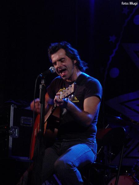 Piero Pelù - Campiano - In Faccia Tour - Foto: Mugi