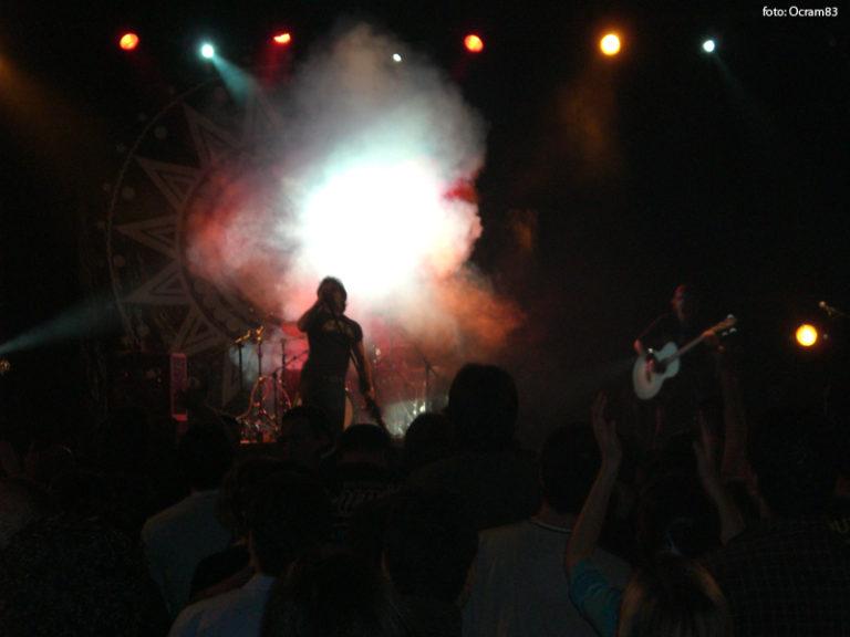 Piero Pelù - Catania - In Faccia Tour - Foto: Ocram83