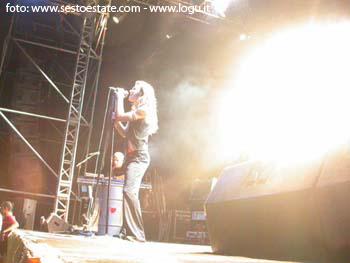 Piero Pelù - Sesto Fiorentino - U.D.S. Tour - Foto: Sestoestate.com - Logu.it