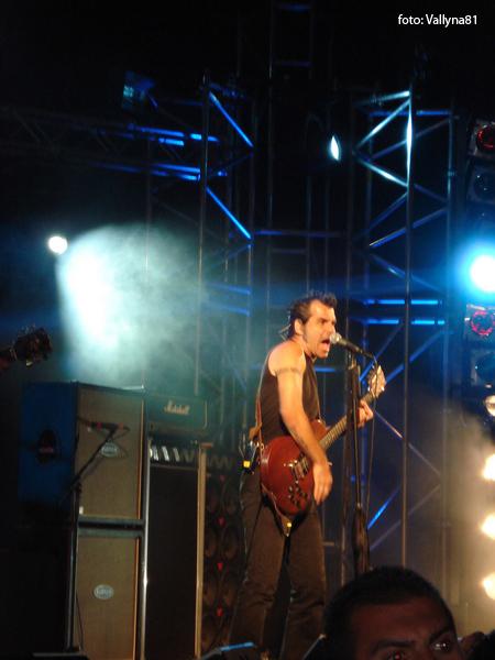 Piero Pelù - Ostuni - In Faccia Tour - Foto: Vallyna81