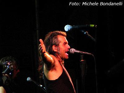 Piero Pelù - Argenta - Fenomeni Tour - Foto: Michele Bondanelli