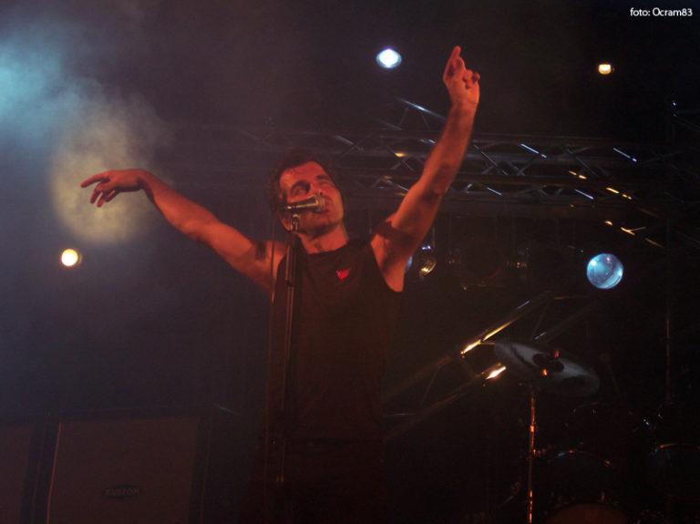 Piero Pelù - Palermo - In Faccia Tour - Foto: Ocram83