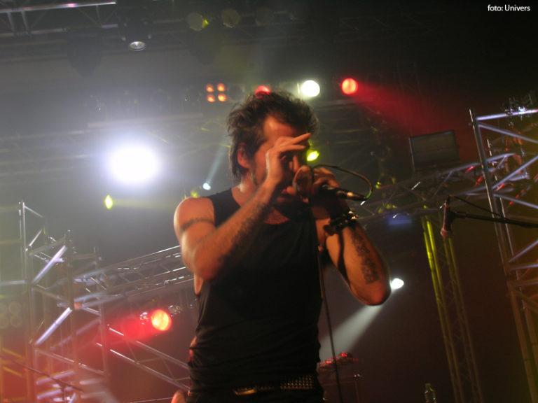 Piero Pelù - Milano - In Faccia Tour - Foto: Univers