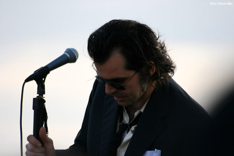 Piero Pelù - Senigallia - In Faccia Tour - Foto: Libero Api
