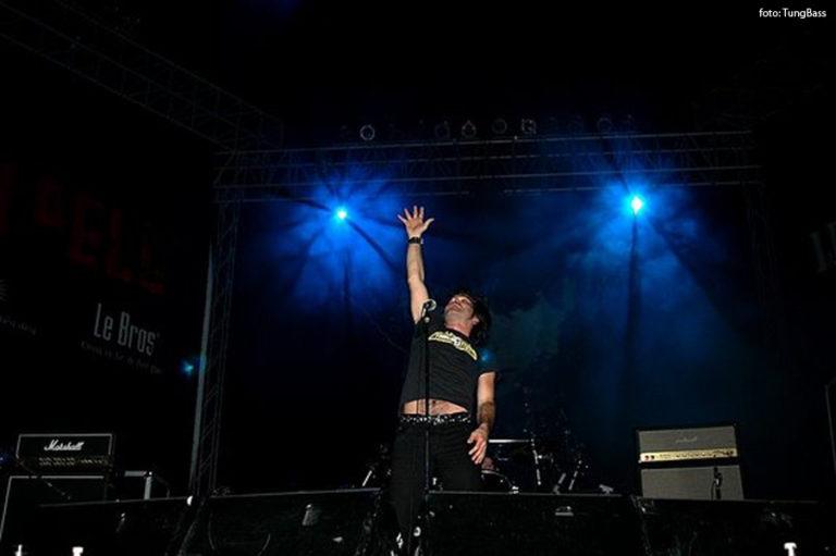 Piero Pelù - Hanoi - In Faccia Tour - Foto: TungBass
