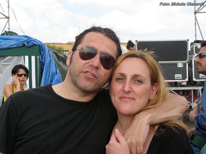 Piero Pelù - Senigallia - In Faccia Tour - Foto: Michela Gianaroli