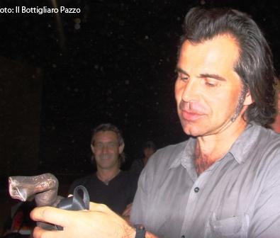 Piero Pelù - Carbonia - In Faccia Tour - Foto: Il Bottigliaro Pazzo