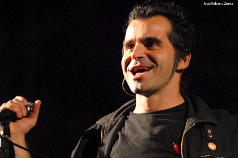 Piero Pelù - Cagliari - In Faccia Tour - Foto: Roberto Zonca