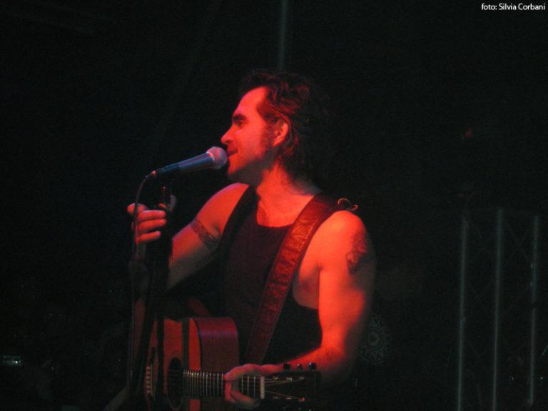Piero Pelù - Orzinuovi - In Faccia Tour - Foto: Silvia Corbani