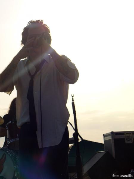 Piero Pelù - Senigallia - In Faccia Tour - Foto: Gianluca De Bianchi