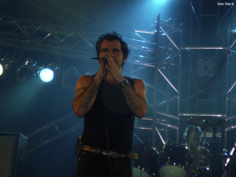Piero Pelù - Padova - In Faccia Tour - Foto: Star 0
