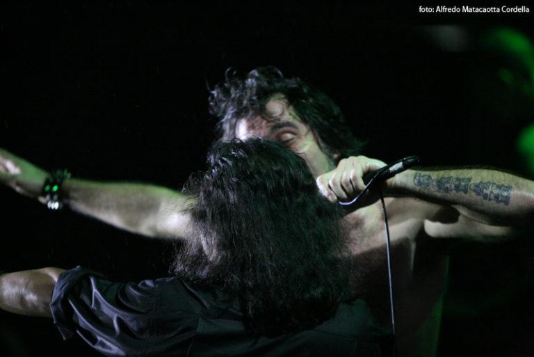 Piero Pelù - Hanoi - In Faccia Tour - Foto: Alfredo Matacotta Cordella