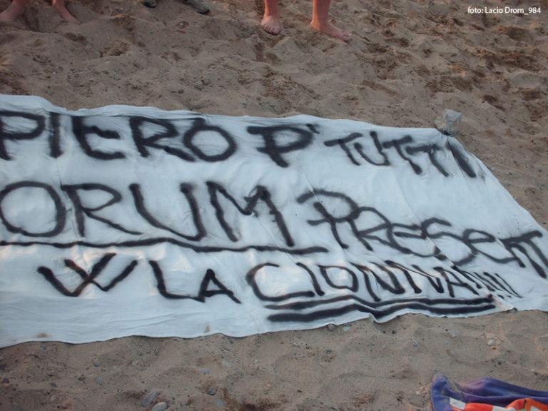 Piero Pelù - Marina di Camerota - In Faccia Tour - Foto: Lacio Drom_984