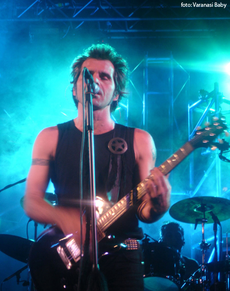 Piero Pelù - Osimo - In Faccia Tour - Foto: Varanasi Baby