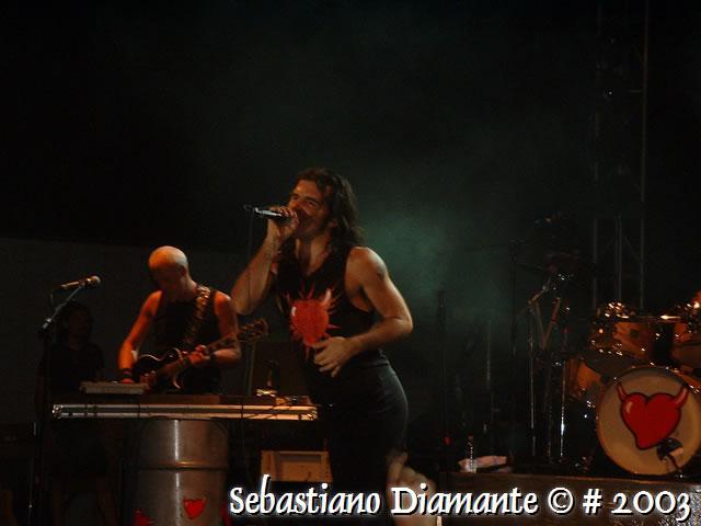 Piero Pelù - Marzamemi - UDS Tour - Foto: Sebastiano Diamante