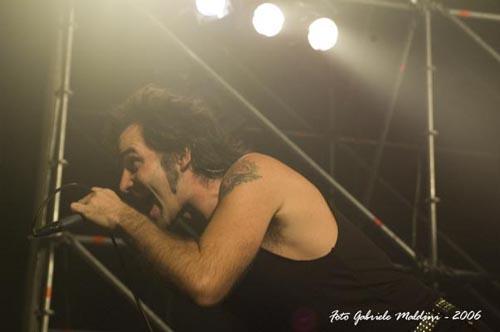 Piero Pelù - Ferrara - In Faccia Tour - Foto: Gabriele Maldini