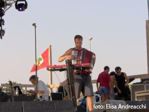 Piero Pelù - Badolato - Soggetti Smarriti Tour - Foto: Elisa Andreacchi