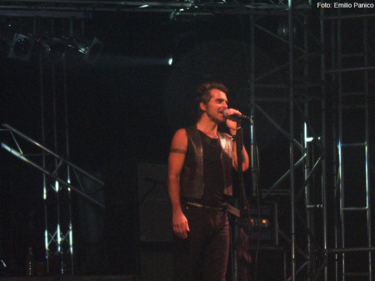 Piero Pelù - Firenze - In Faccia Tour - Foto: Emilio Panico
