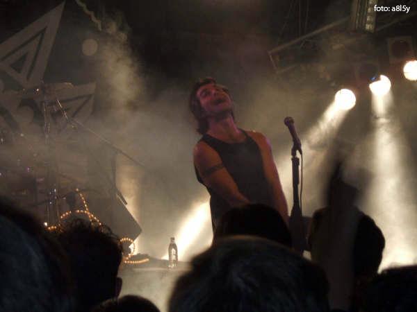 Piero Pelù - Trezzo d'Adda - In Faccia Tour - Foto: a8l5y