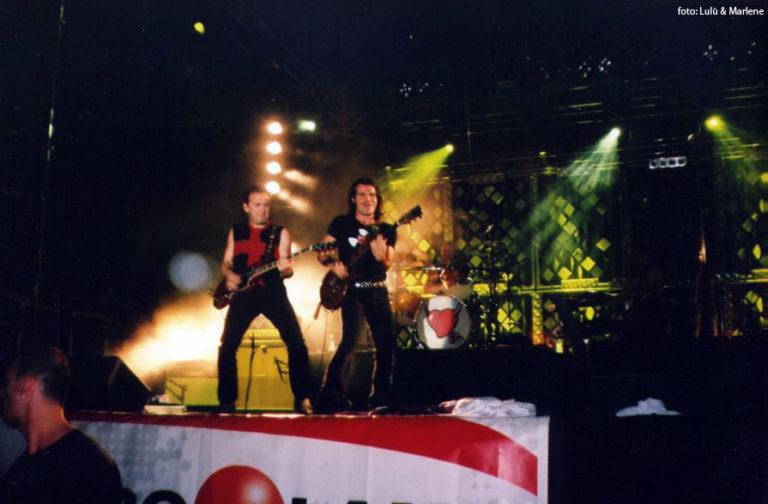 Piero Pelù - Bologna - Soggetti Smarriti Tour - Foto: Lulù & Marlene