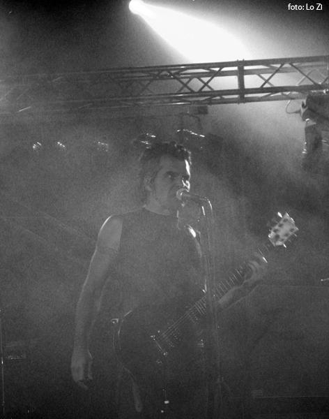 Piero Pelù - Giulianova - In Faccia Tour - Foto: Lo Zì