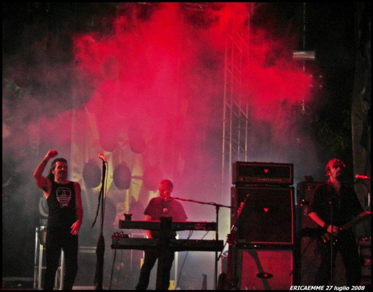 Piero Pelù - Fenomeni Live Tour - Artena - Foto: EricaEmme