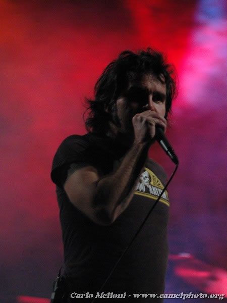 Piero Pelù - Catania - In Faccia Tour - Foto: Carlo Melloni