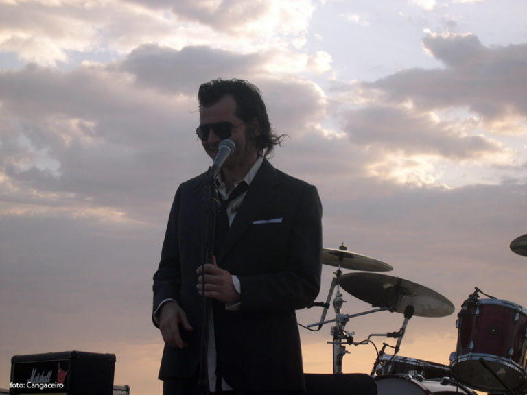 Piero Pelù - Senigallia - In Faccia Tour - Foto: Cangaceiro