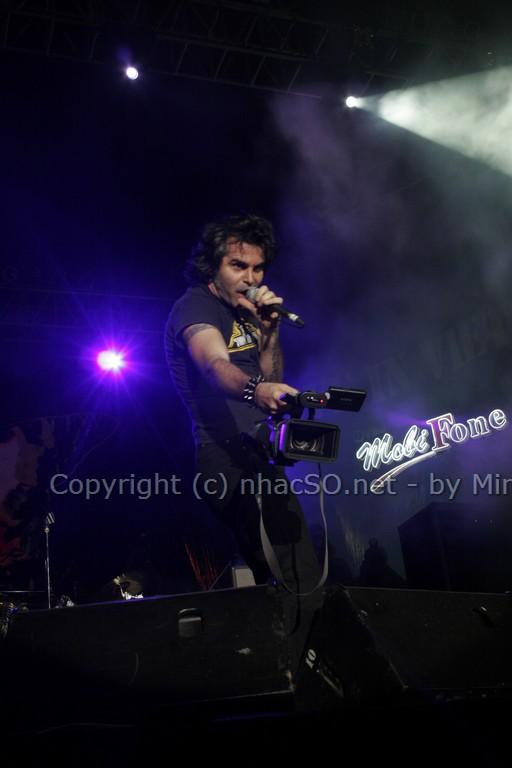 Piero Pelù - Hanoi - In Faccia Tour - Foto: MinhTB
