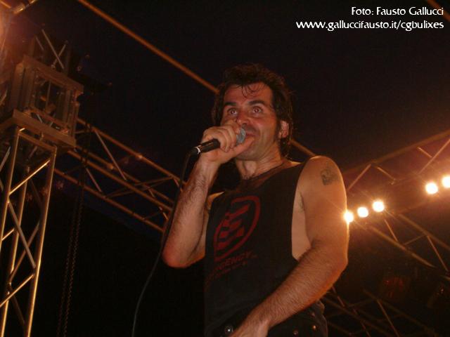 Piero Pelù - Badolato - Soggetti Smarriti Tour - Foto: Fausto Gallucci