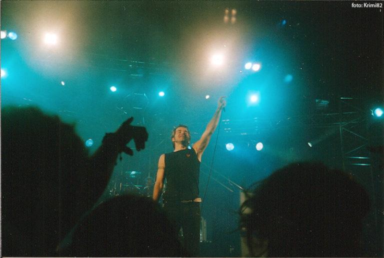 Piero Pelù - Giulianova - In Faccia Tour - Foto: Krimi82