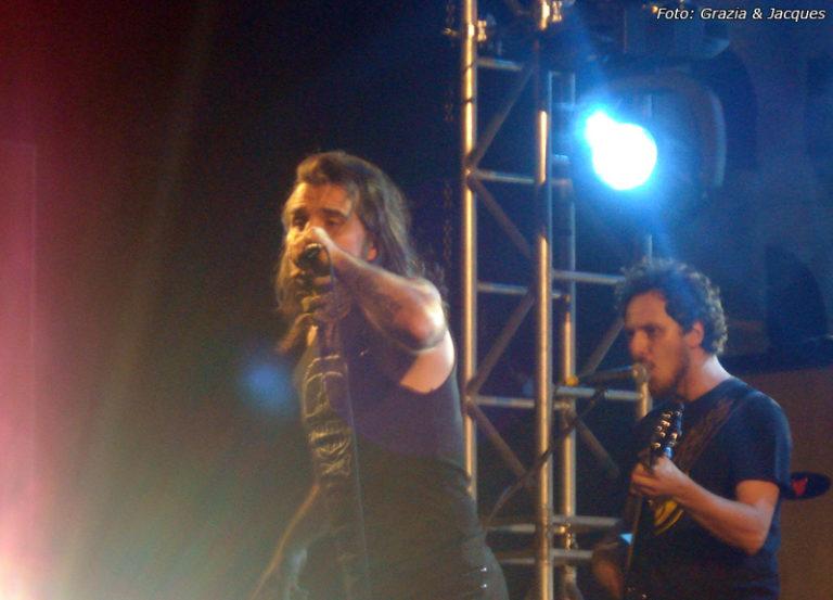 Piero Pelù - Fenomeni Live Tour - Artena - Foto: Grazia e Jacques