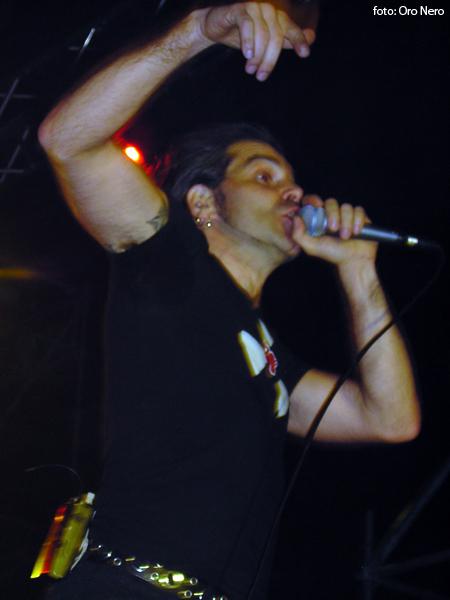 Piero Pelù - Ostia - Soggetti Smarriti Tour - Foto: Oro Nero