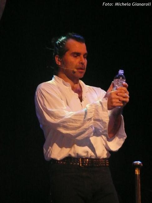 Piero Pelù - Cesena - Fenomeni Live In Teatro Tour - Foto: Michela Gianaroli
