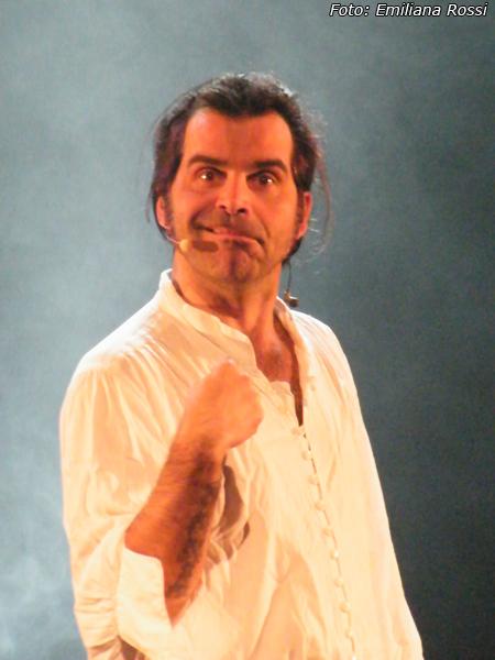 Piero Pelù - Fenomeni Live Tour In Teatro - Foto: Emiliana Rossi