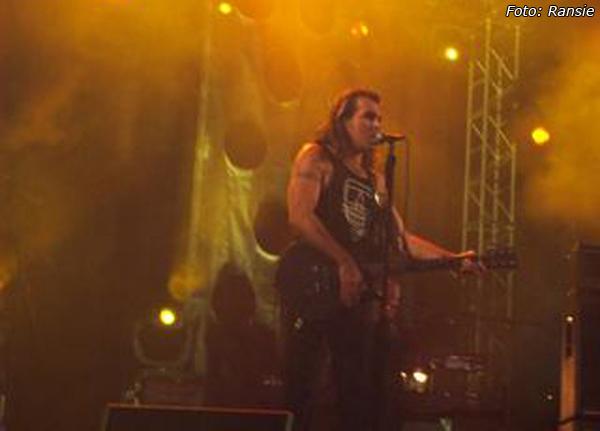 Piero Pelù - Fenomeni Live Tour - Capoterra - Foto: Ransie