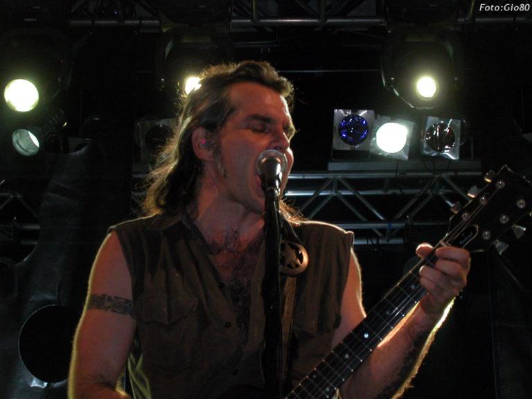 Piero Pelù - Carpi - Fenomeni Live Tour - Foto: Gio80