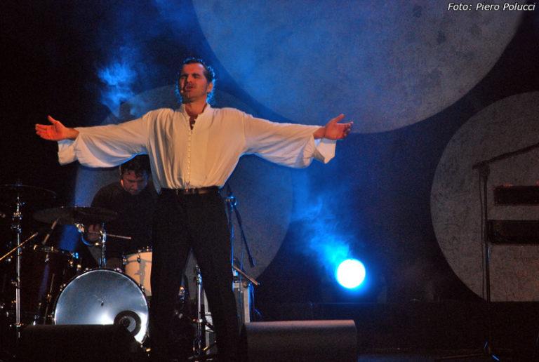 Piero Pelù - Civitanova Marche - Fenomeni Live Tour in Teatro - Foto: Piero Polucci